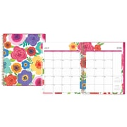 "2018-2019 Blue Sky 8.5"" x 11"" Weekly/Monthly Planner, Mahalo (100149-A19)"