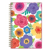 "2018-2019 Blue Sky 5"" x 8"" Weekly/Monthly Planner, Mahalo (100153-A19)"