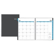 "2018-2019 Blue Sky 8.5"" x 11"" Weekly/Monthly Planner, Collegiate (100135-A19)"