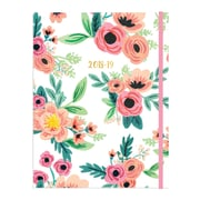 "2018-2019 Blue Sky 6"" x 9"" Weekly/Monthly Planner, Hailey (108546)"