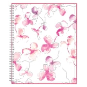 "2018 Blue Sky 8.5""H x 11""W Planner Orchid Weekly/Monthly Wirebound (103715)"