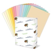 """HammerMill® Fore® MP Pastel Paper, 24lb., Assorted, 8 1/2"""" x 11"""", Ream"""