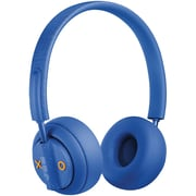 JAM Out There Bluetooth Headphones with Microphone (Blue)(HX-HP303BL) (HMDHXHP303BL)