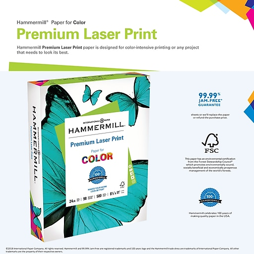 Hammermill laser print paper 8 12 x 11 ream staples httpsstaples 3ps7is cheaphphosting Images