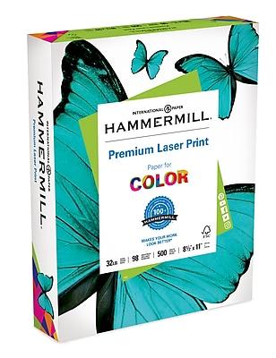 Hammermill Heavyweight Laser Copy Paper, 8-1/2