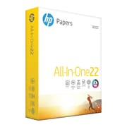 "HP Multi-Purpose Copy Paper, 8-1/2"" x 11"", 96 Bright, 22 LB, 500 Sheets (207010)"