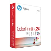 "HP Color Inkjet Copy Paper, 8-1/2"" x 11"", 96 Bright, 24 LB, 500 Sheets (202000/HPK115)"