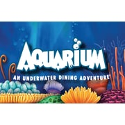 Aquarium Restaurants Gift Card $50