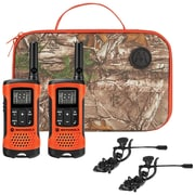 Motorola MTRT265 Mile Talkabout T265 Sportsman Edition 2-Way Radios Orange