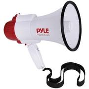 Pyle PYRPMP39VC 30-Watt Megaphone Bullhorn with Siren & Voice Changer Modes