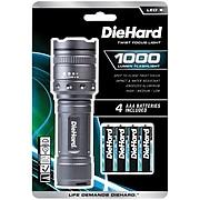Diehard 1,000 Lumen Twist Focus Flashlight (DIE416122)