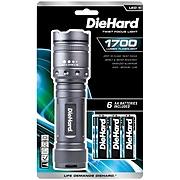Diehard 1,700 Lumen Twist Focus Flashlight (DIE416123)