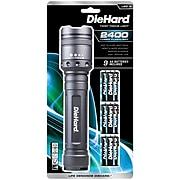 Diehard 2,400 Lumen Twist Focus Flashlight (DIE416124)