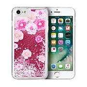 SumacLife Sparkling Cascading Waterfall Protective Case for iPhone 8 PLUS / 7 PLUS, Summer (APLSKN811)