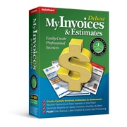 Avanquest, My Invoices and Estimates Deluxe 10, 1 User, DVD (10060)