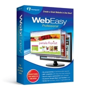 Avanquest, Web Easy Professional 9, 1 User, DVD (10093)