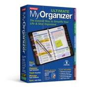 Avanquest, MyUltimateOrganizer, 1 User, DVD (3660.0)