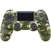 Sony PlayStation4 DUALSHOCK4 Wireless Controller Green Camo (MEE3001544)