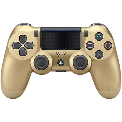 Sony PlayStation4 DUALSHOCK4 Wireless Controller Gold (MEE3001818)