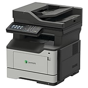 Lexmark Small Workgroup MB2442ADWE USB, Wireless, Network Ready Black & White Laser All-In-One Printer (36SC720)