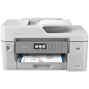 Brother INKVestment MFC-J6545DW USB, Wireless, Network Ready Color Inkjet All-In-One Printer