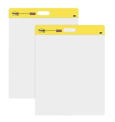 Post-it® Self-Stick Wall Pad, 20