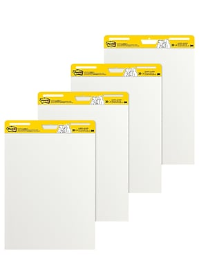 Post-it® Super Sticky Easel Pad, 25