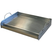 "Little Griddle 25""H x 16""W Professional Series Full Size Stainless Steel BBQ Griddle (UGSGQ230)"