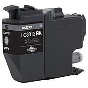 Brother LC3013BK Black High Yield Ink Cartridge