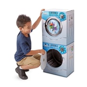 Melissa & Doug Washer/ Dryer Combo Play Appliance (5520)