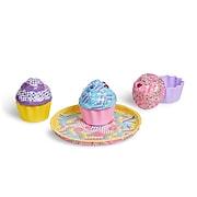 Melissa & Doug Decoupage Made Easy Deluxe Craft Set - Cupcakes (30108)