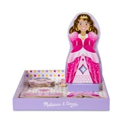 Melissa & Doug Magnetic Dress-Up Crowns & Gowns (9312)