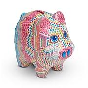 Melissa & Doug Decoupage Made Easy - Piggy Bank (30106)