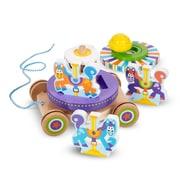 Melissa & Doug Carousel Pull Toy (3616)
