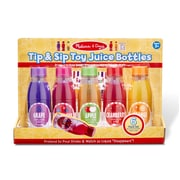 Melissa & Doug Tip & Sip Toy Juice Bottles (9466)
