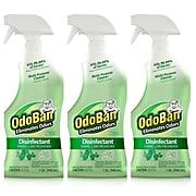 OdoBan Disinfectant Odor Eliminator Ready-to-Use 32oz Spray, Original Eucalyptus Scent, 3 Pack (OBE3PK-STP)