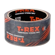 """T-REX® Ferociously Strong Clear Repair Tape, Clear, 1.88"""" x 9 Yards (241535)"""