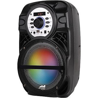 Naxa 1,800-Watt Portable Karaoke Speaker with Bluetooth(NDS-8002)