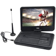 "Naxa 10"" TFT LCD Swivel-Screen Portable DVD/TV/USB/SD Card Player(NPDT-1000)"
