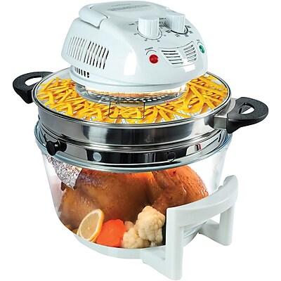 NutriChef Halogen Oven Air-Fryer/Infrared Convection Cooker(AZPKAIRFR48) 24330230