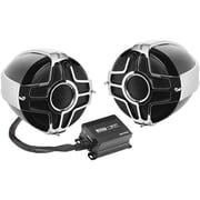 "BOSS Audio Systems 4"" 1,000-Watt Max All-Terrain Speaker & Amp System with Bluetooth(MC750B)"