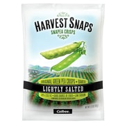 Harvest Snaps Snapea Crisp Lightly Salted 1.75oz. Bag, 36 Bags (CNA00242)