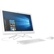 HP® 24F0010 All-in-One Desktop PC, Intel Pentium Silver J5005, 1TB HDD, 8GB RAM, Windows 10 Home, Intel UHD graphics 600