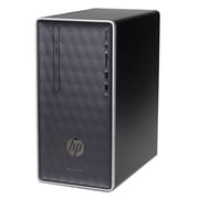 HP® 590P0040 Desktop PC, AMD Ryzen 5 2400G, 1TB HDD, 8GB RAM, Windows 10 Home, AMD Radeon RX Vega 11