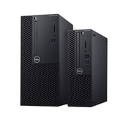 Dell OptiPlex 3060 KN6RG Desktop Computer, Intel Core i5, 128GB SSD, 8GB RAM, Windows 10 Pro, Intel Integrated Graphics