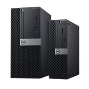 Dell™Optiplex 5060 2WR5F Desktop Computer, Intel Core i5, 256GB SSD, 8GB RAM, Windows 10 Pro, Intel Integrated Graphics