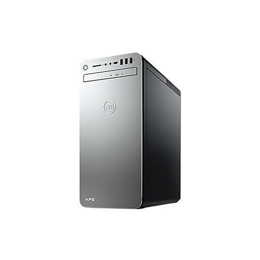 Dell XPS 8930 Desktop Computer, Intel i7 (XPS89307512BLK)