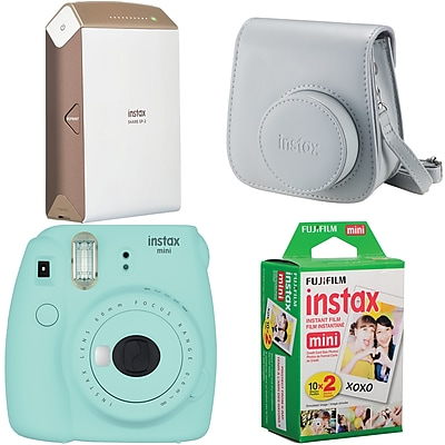 Fujifilm Printer, Camera,Film, Groovy Case