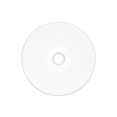 picture regarding Printable Cd R named Verbatim 700MB 80MIN 52X White Inkjet/Hub Printable CD-R Spindle, 25/Pack (96189)