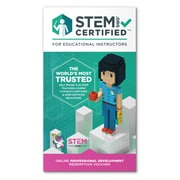 STEM.org Online Certification Course for K-12 Certified and Non-Certified Educators (0001)